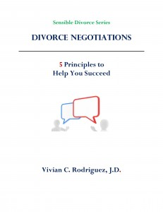 Divorce Negotiations